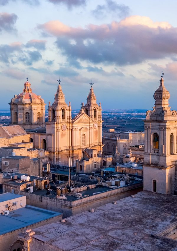 Malta itinerary – the clash of civilizations