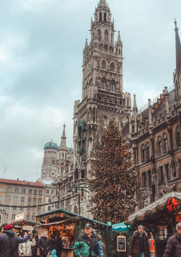 Unforgettably charming things to do in Munich in Winter [including Christmas Market]