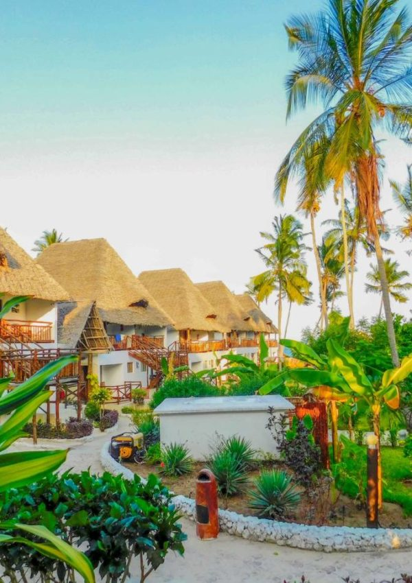Zen Places – Paradise Beach Resort Hotel Zanzibar