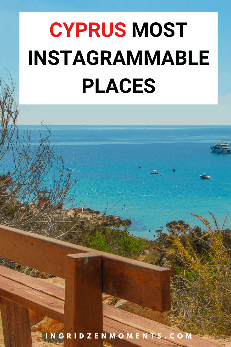 Most Instagrammable places in Cyprus