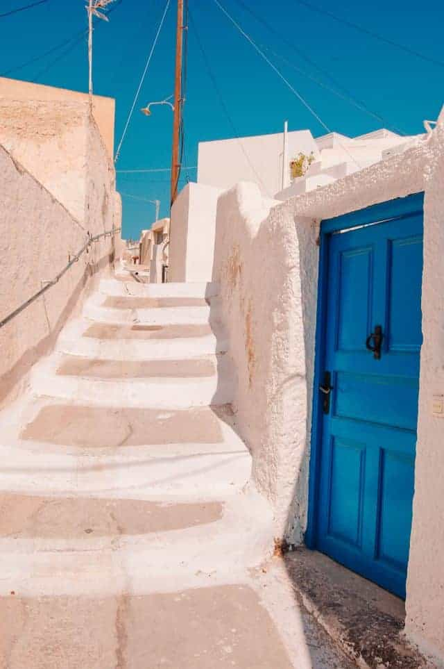 Everything you want to know about Santorini
