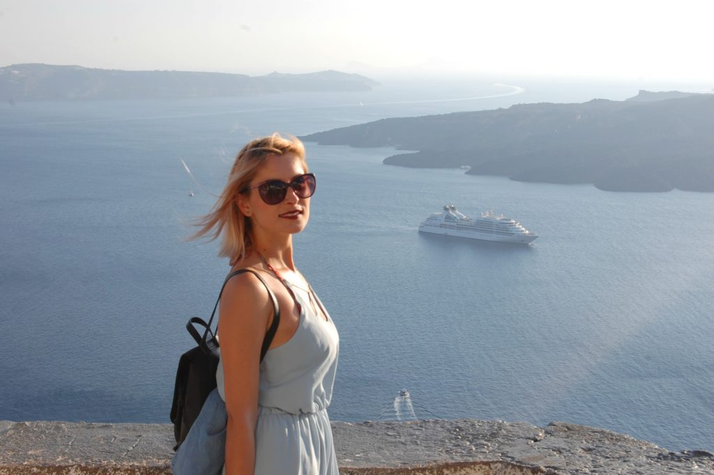 Santorini Island unique experiences | IngridZenMoments