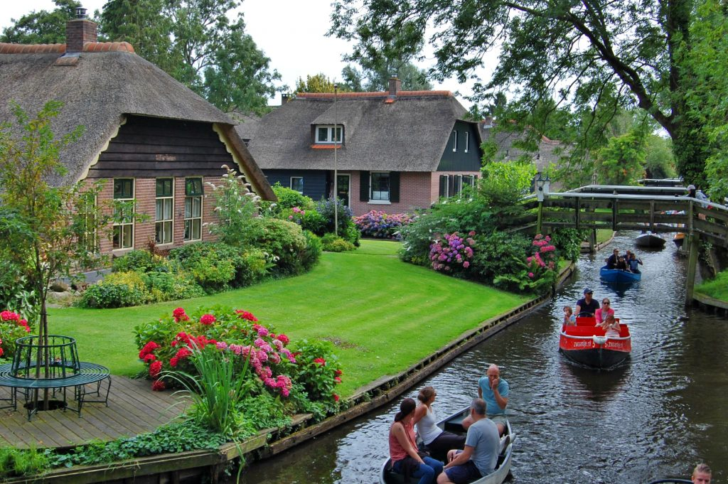 charming villages in The Netherlands