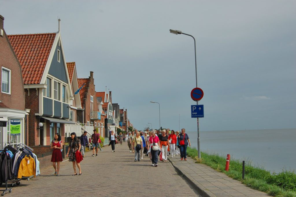 Volendam, The Netherlands - one charming small village