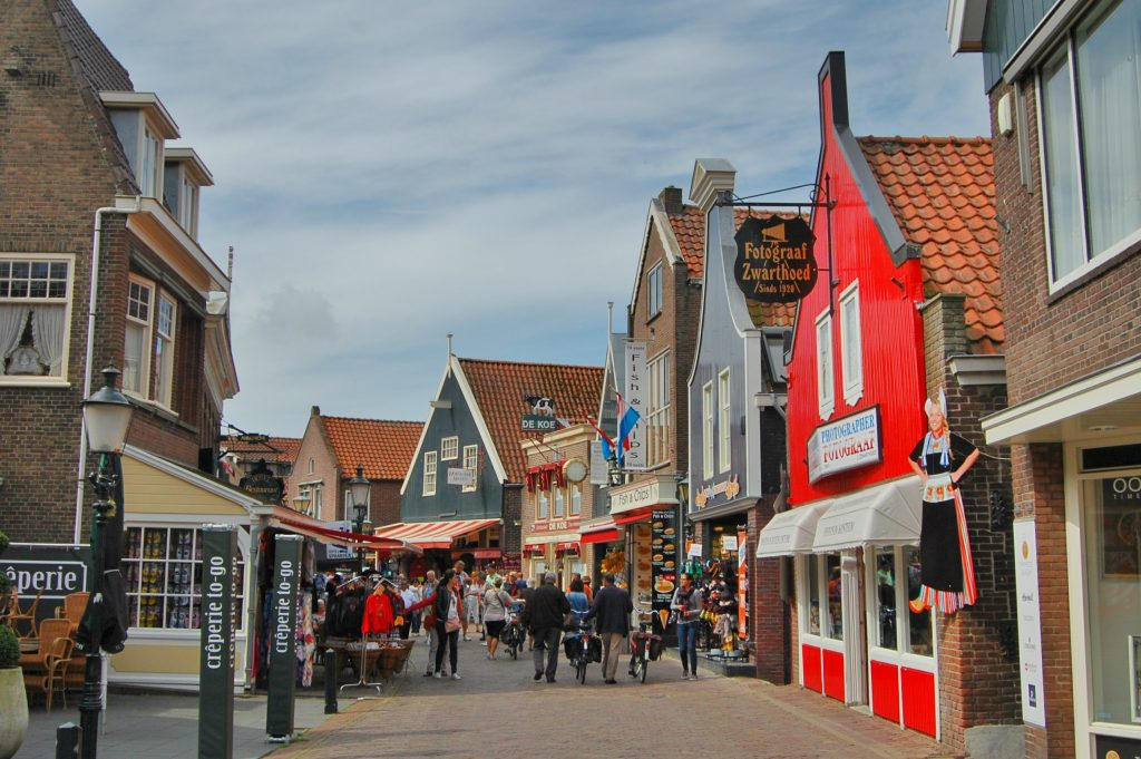 beautiful small towns in The Netherlands