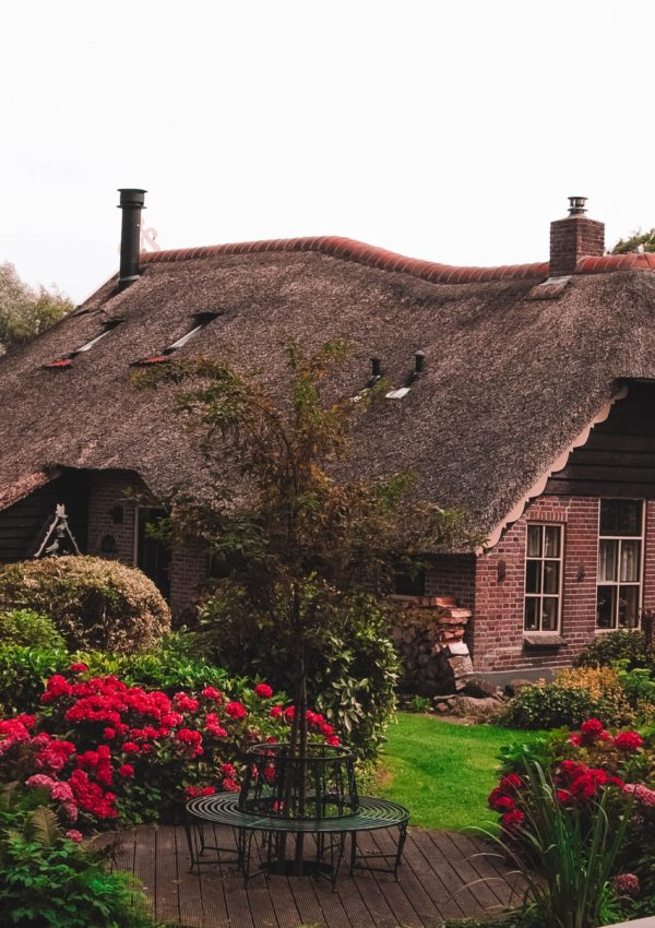 4 of the most beautiful small towns in The Netherlands!