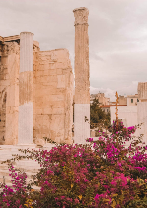 2 days in Athens itinerary – eating with the Gods