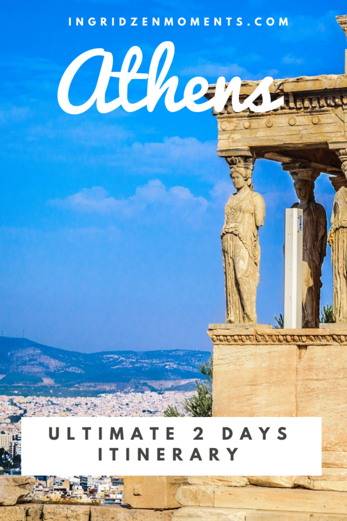 2 days Athens itinerary