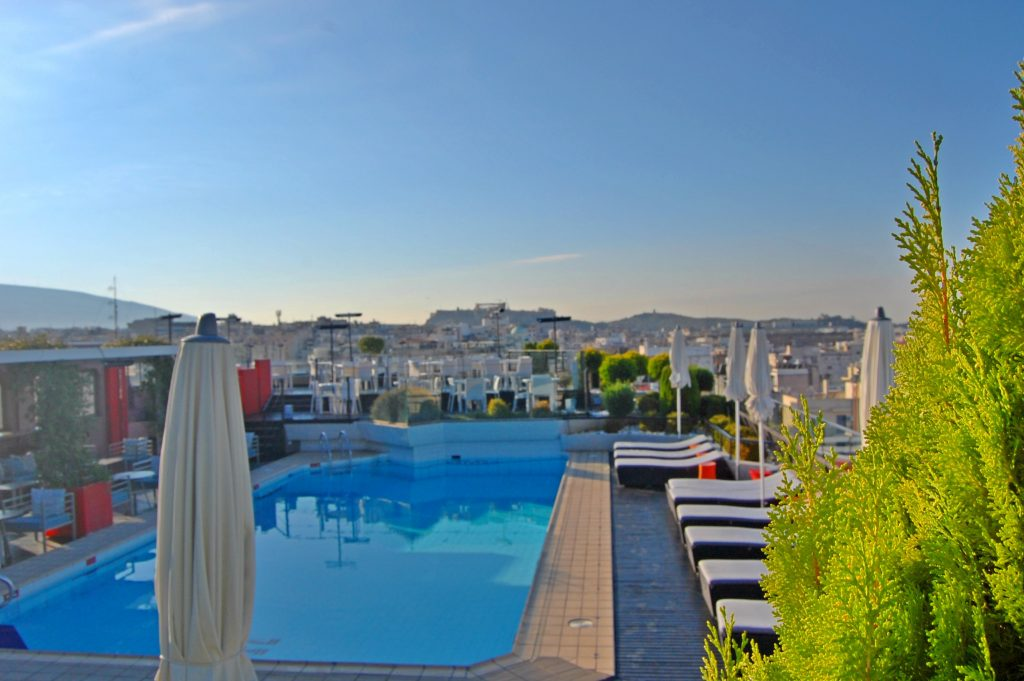 Athens where to stay