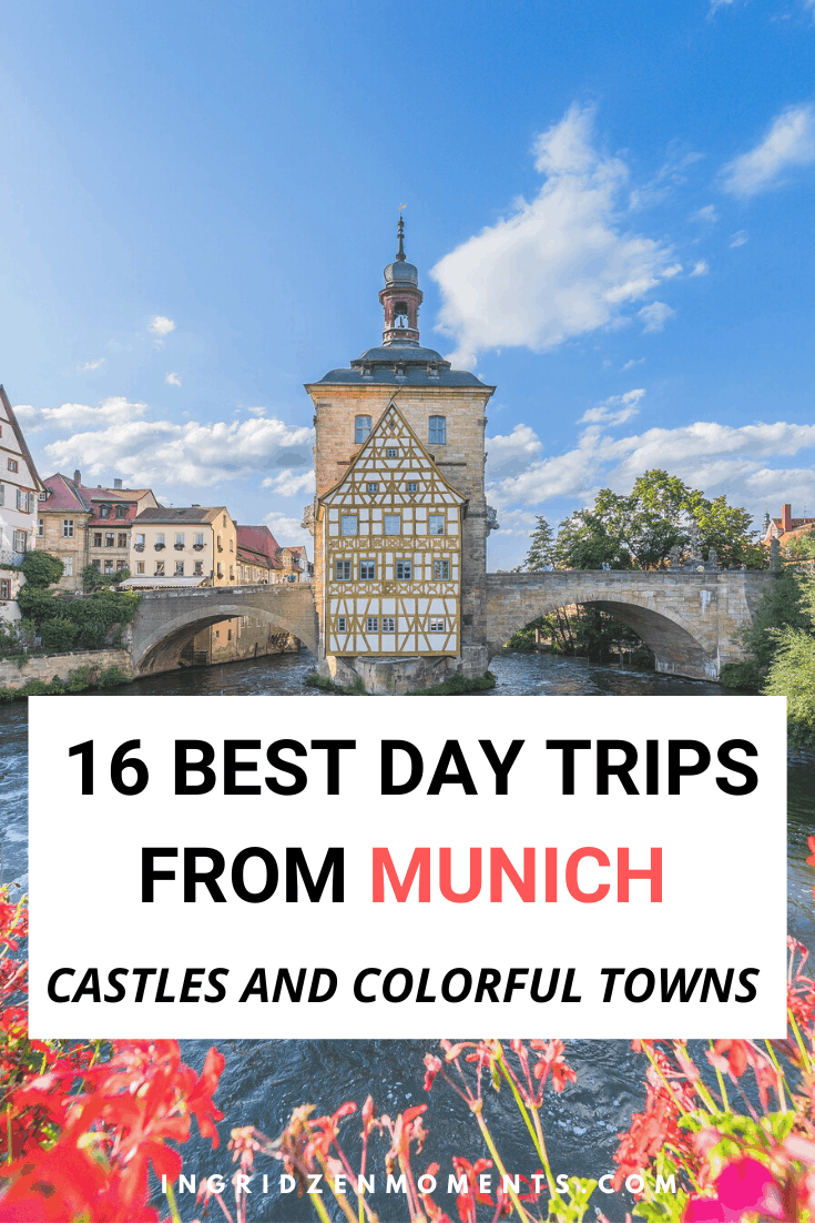 Ultimate list of day trips from Munich for your Germany travel inspiration