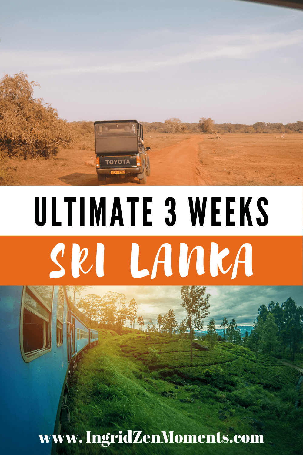 3 weeks Sri Lanka travel itinerary and perfect guide for what to pack for Sri Lanka. Create your Sri Lanka vacation so that you get to see almost everything worth doing on the island. Where to stay in Sri Lanka, what to eat in Sri Lanka, travel tips for Sri Lanka. #traveltips #srilanka #itinerary #bucketlist