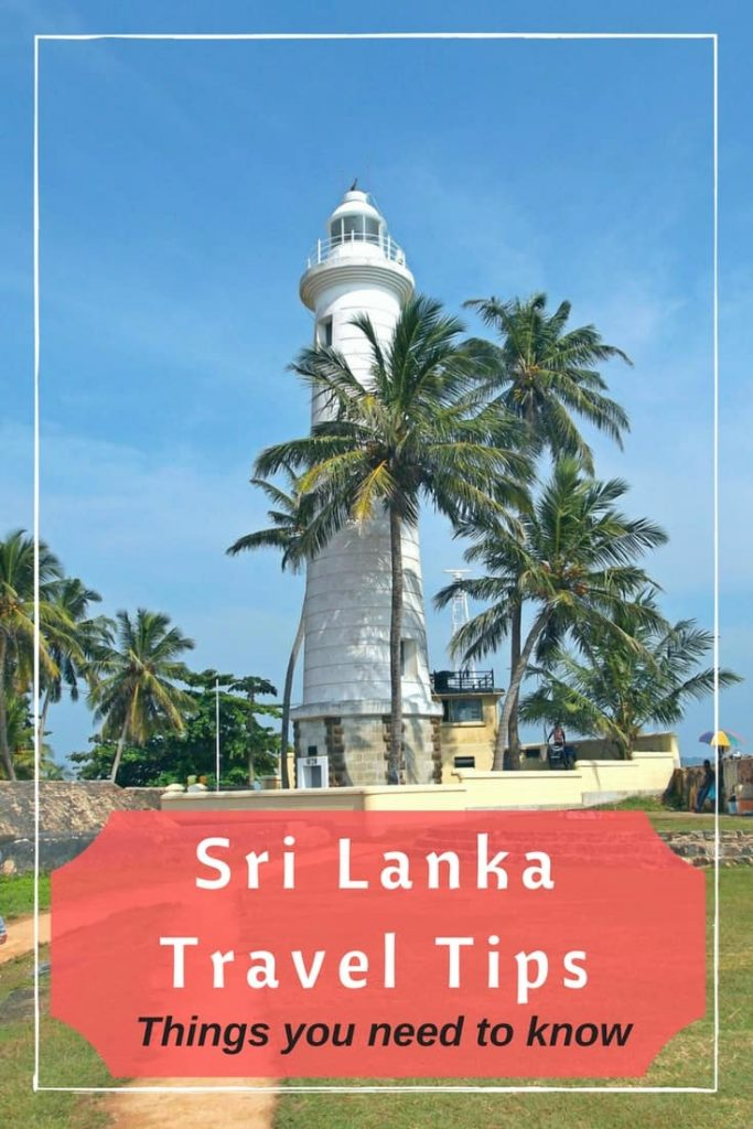 Sri Lanka Travel Tips | IngridZenMoments