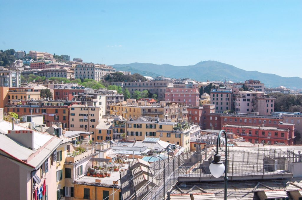 one day in Genoa itinerary