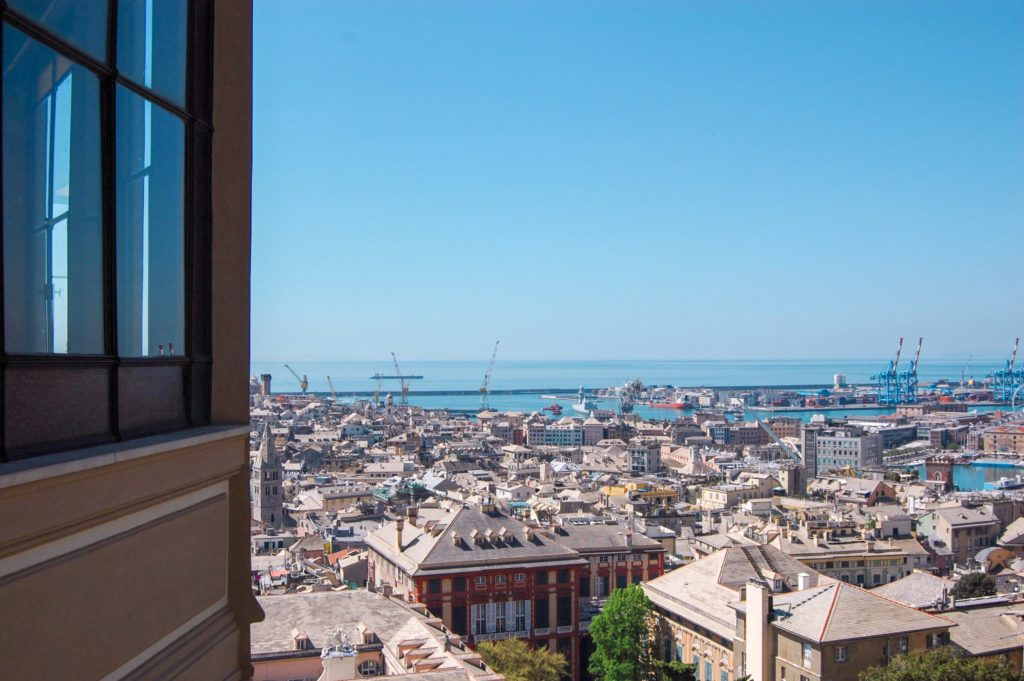 Genoa attractions in one day