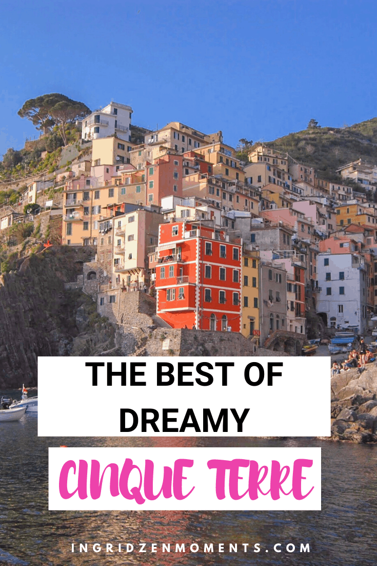 Best 2 days Cinque Terre itinerary