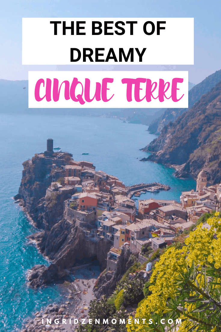 Everything you need to know about visiting Cinque Terre Italy on a 2 days Cinque Terre itinerary: things to do In Cinque Terre, where to stay in Cinque Terre, what to eat, how to get around in Cinque Terre, best view points in Cinque Terre, and more!