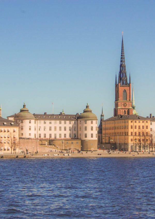 Love at first sight – 3 days in Stockholm