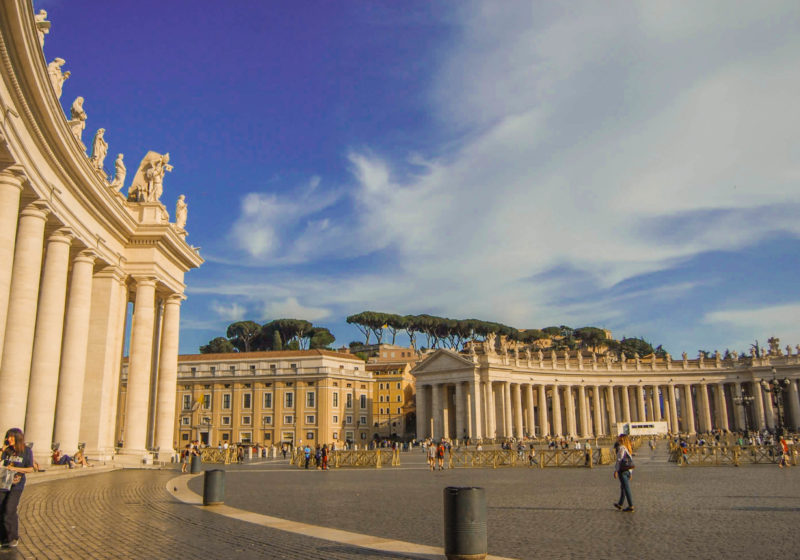 One day in Rome