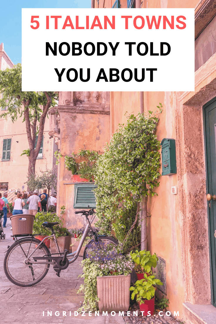 Looking for less known Italy cities to steal your hear? Here's my list of the 10 cities in Italy you must see during your next Italy vacation! What to see in Italy if you have seen the main places to visit in Italy and are looking for other smaller beautiful places in Italy. #italy #italytrip #italyvacation