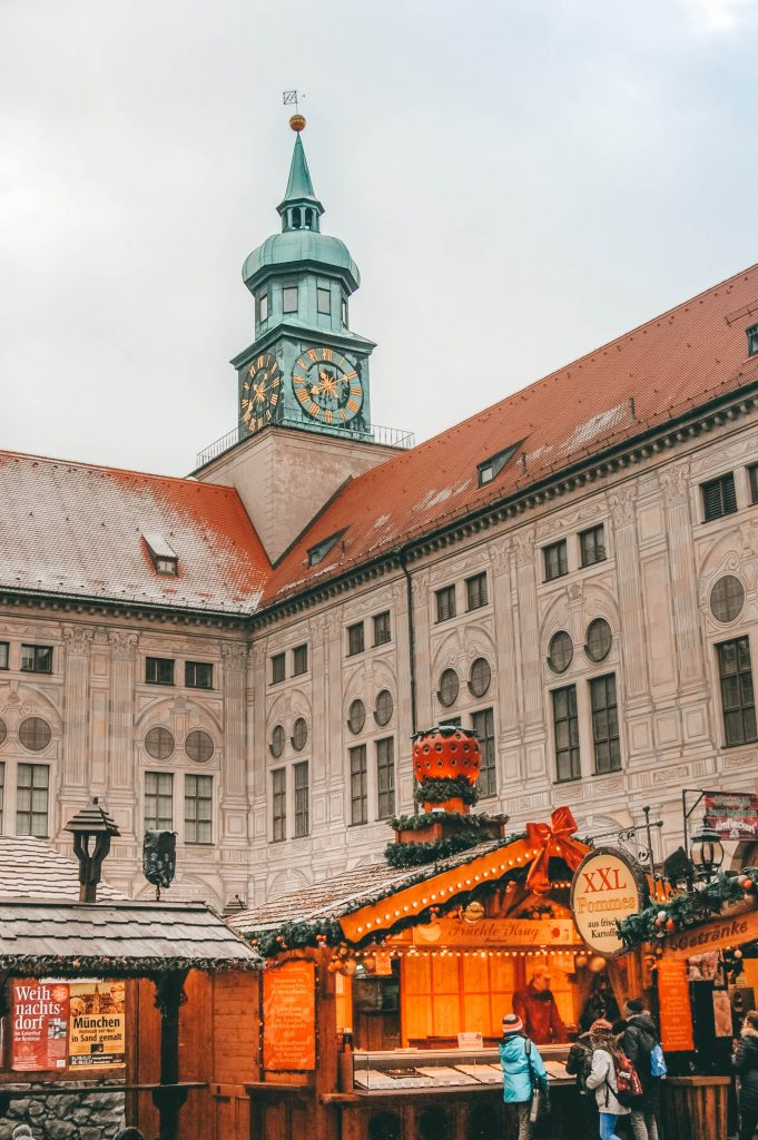 The best guide for Munich Christmas Market and a picture diary of some of the most beautiful places to see during winter in Munich or when you travel to Germany for the Christmas Market.