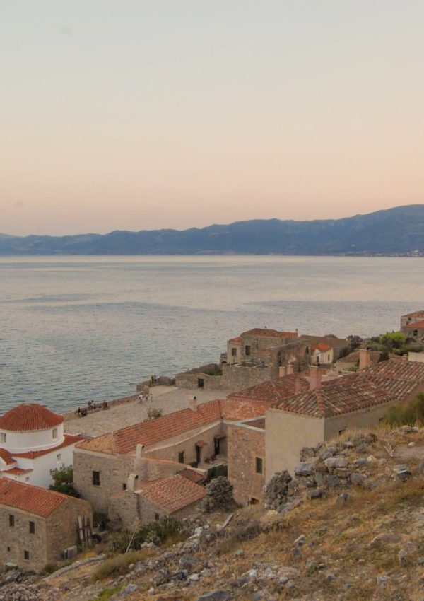 Monemvasia, Peloponnese hidden gem