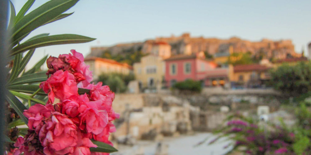 Athens travel information - what you need to know before visiting
