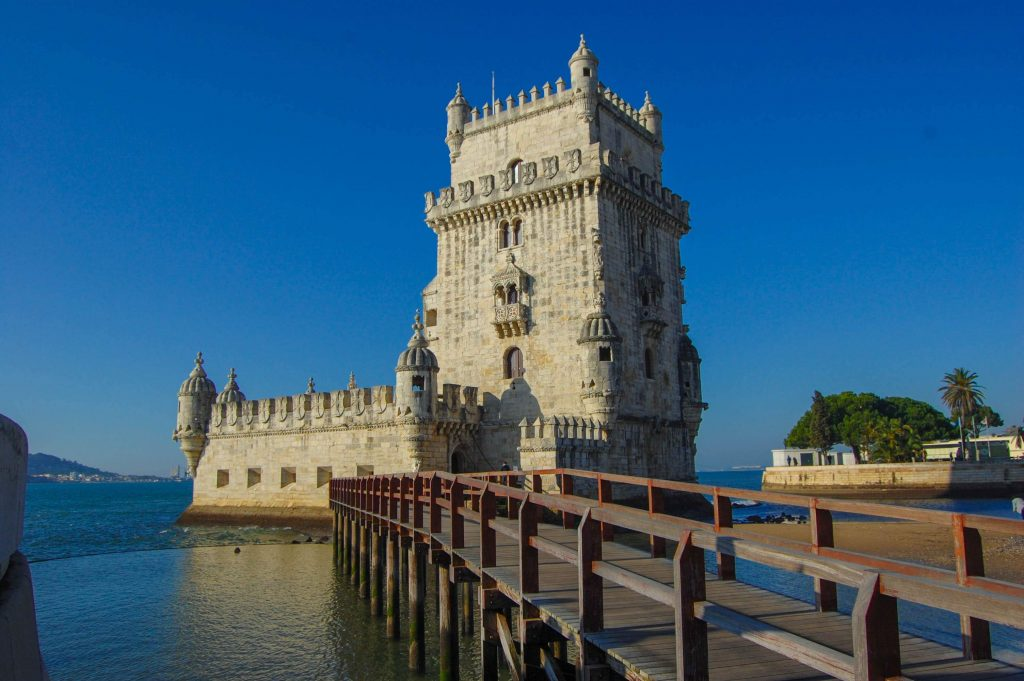 Belem Tower a must see in Lisbon in 4 days