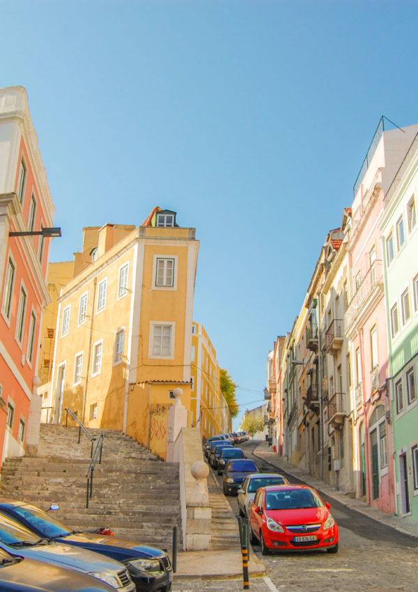 Lisbon in 4 days, the colorful capital of Portugal