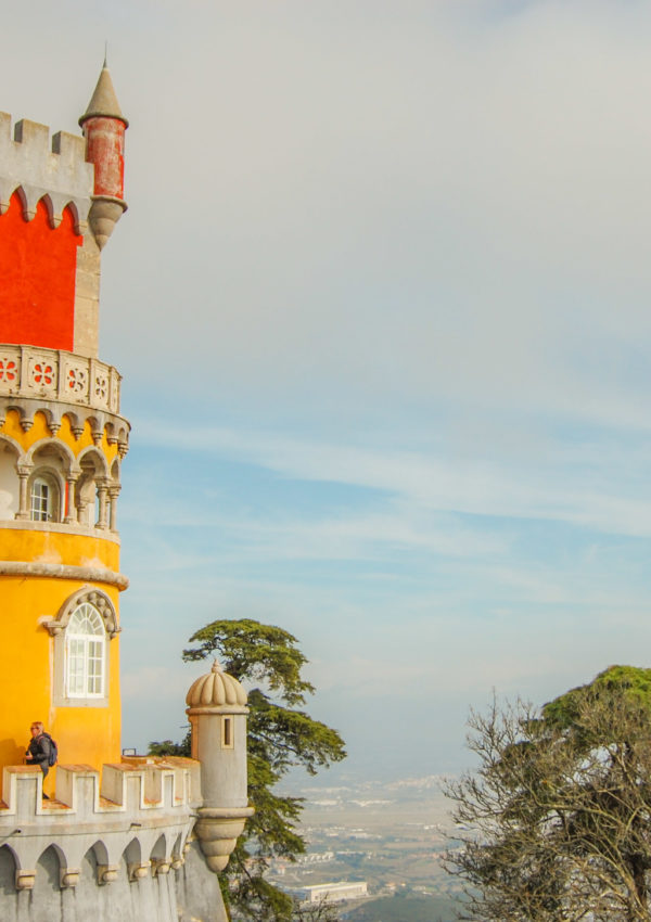 The best full day trip from Lisbon to Sintra