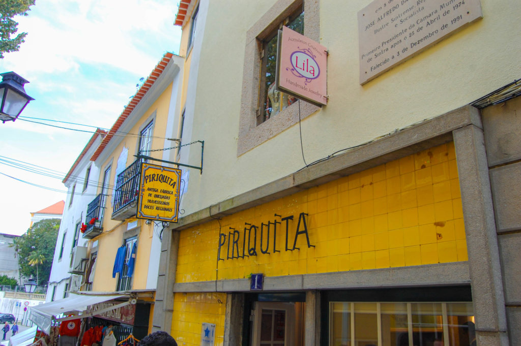 Piriquita in Sintra, Portugal
