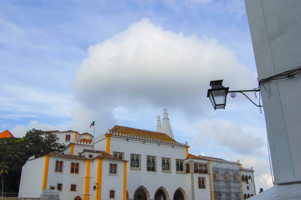 One day from Lisbon to Sintra itinerary