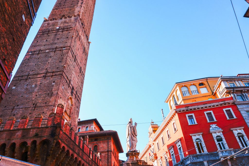 Two days in Bologna, Italy