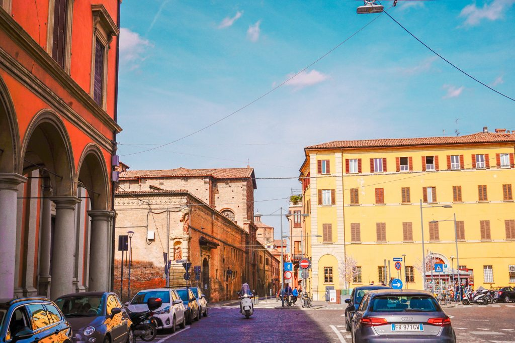 Two days in Bologna Italy
