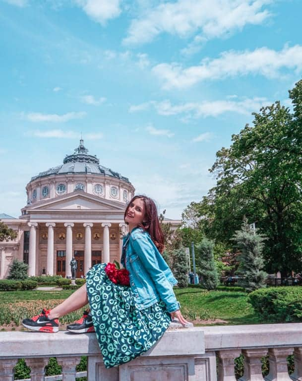 Most Instagrammable places in Bucharest