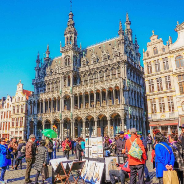 One weekend in Brussels