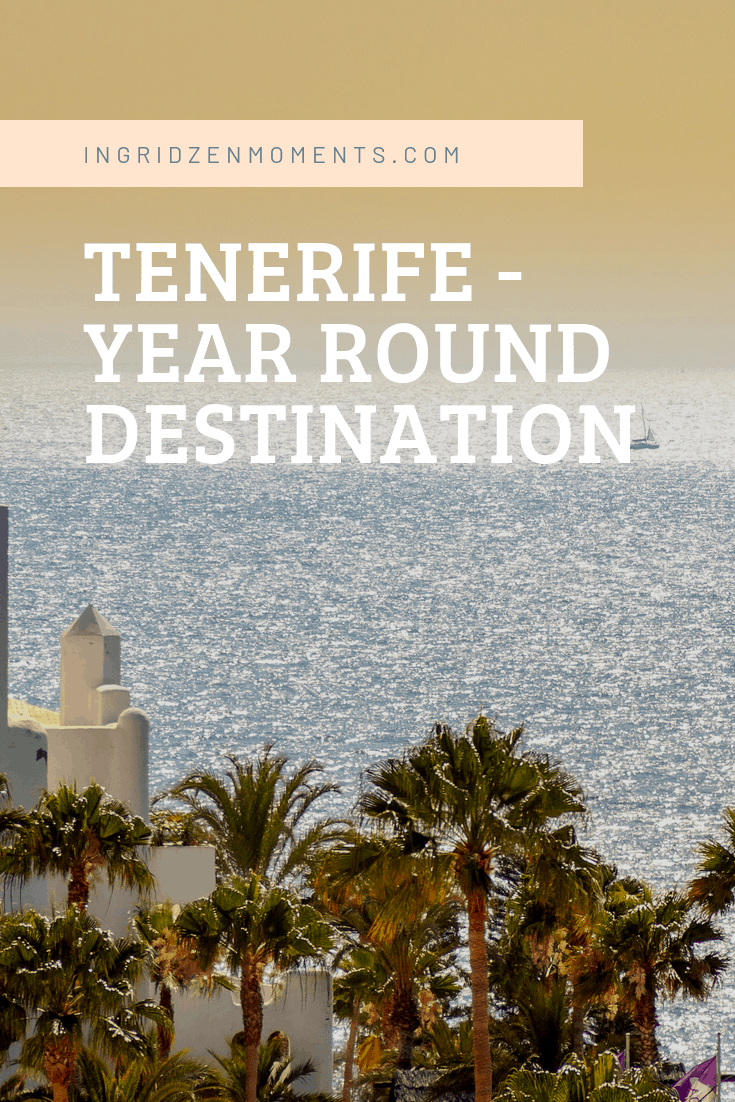 One week in Tenerife itinerary
