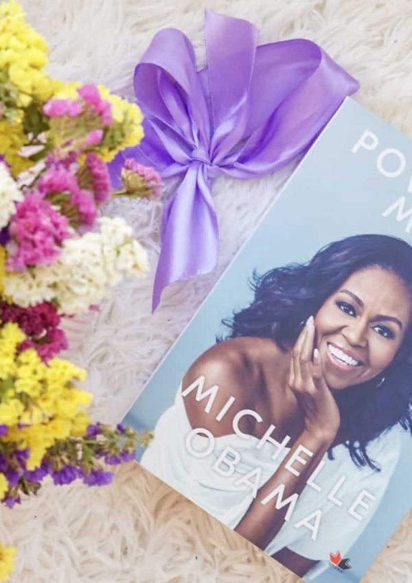 How Becoming by Michelle Obama made me hopeful