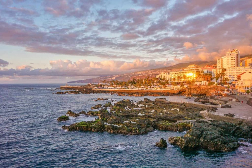 7 days in Tenerife