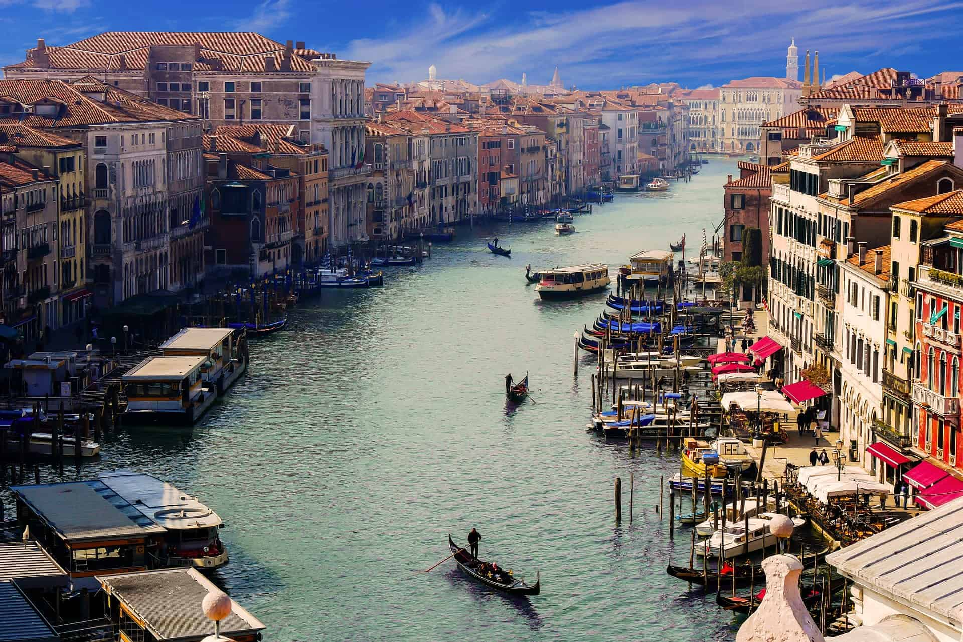 7 day in Italy itinerary