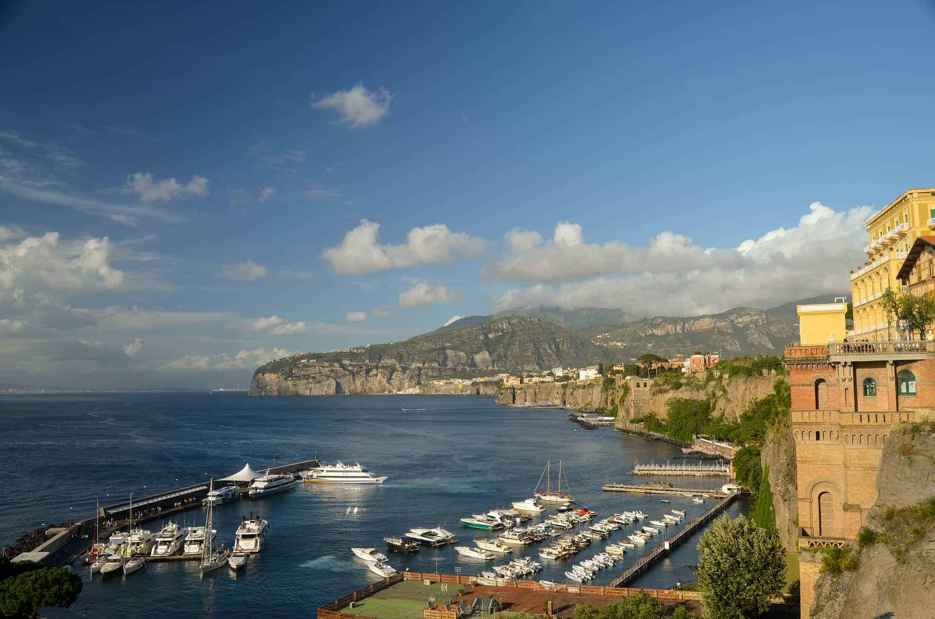 one week in Southern Italy