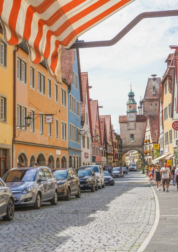 Pretty small German villages you don't want to miss