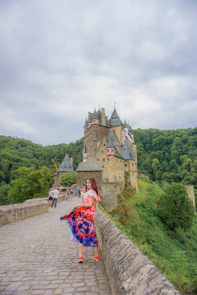 Drive on Germany's romantic road