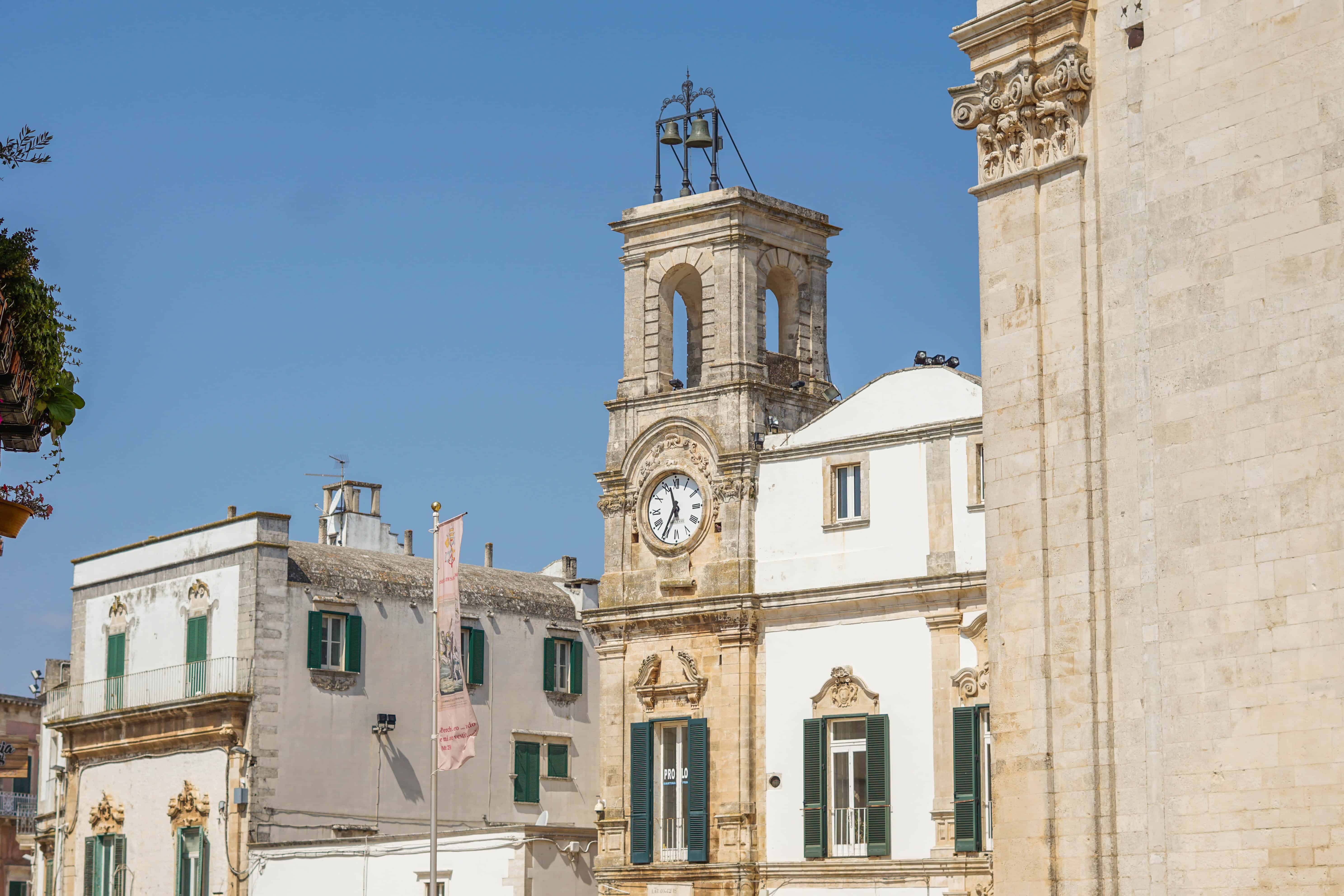 what to visit in Puglia
