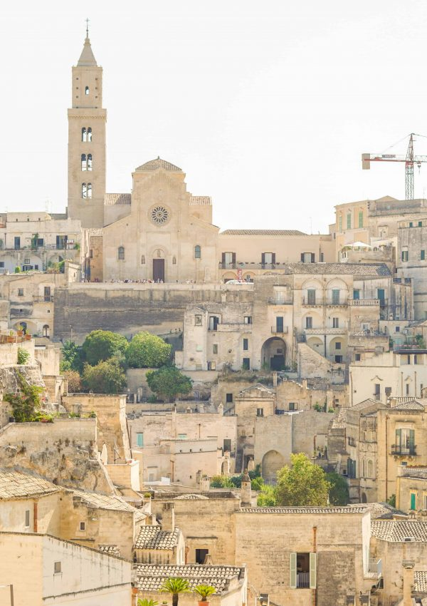 How to get from Bari to Matera – a complete guide!