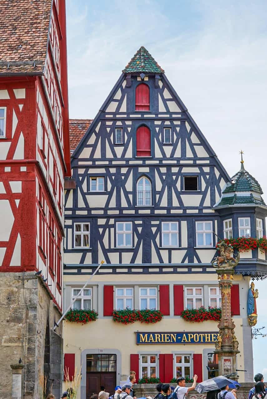 Germany Romantic Road itinerary will guide you through some of the most beautiful Germany travel destinations you will fall in love with. Germany castles, driving in Germany travel tips, Germany bucket list places, and much more. #travel #germany #romanticroad