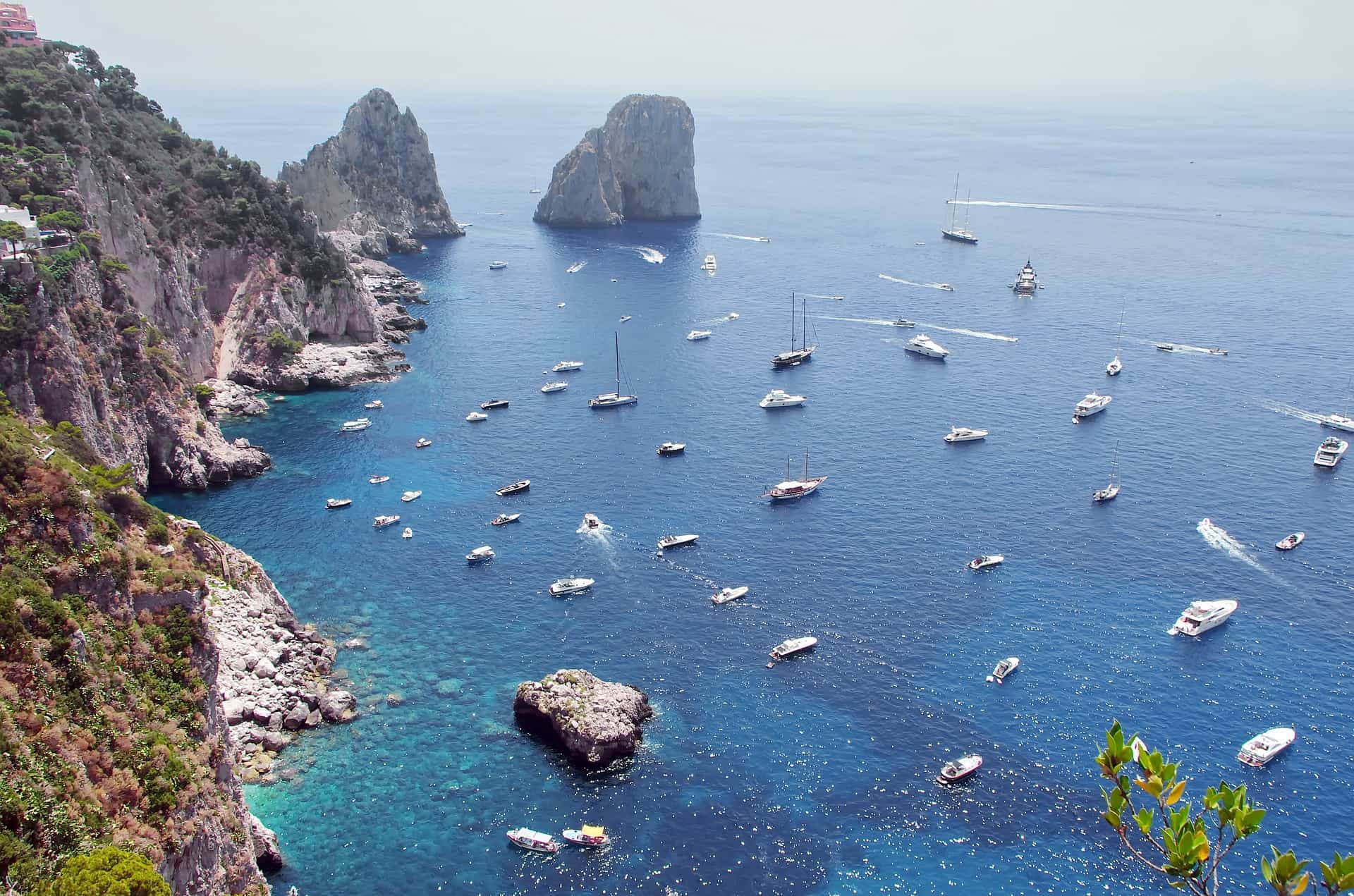 What to do in Capri on the Amalfi Coast, Italy