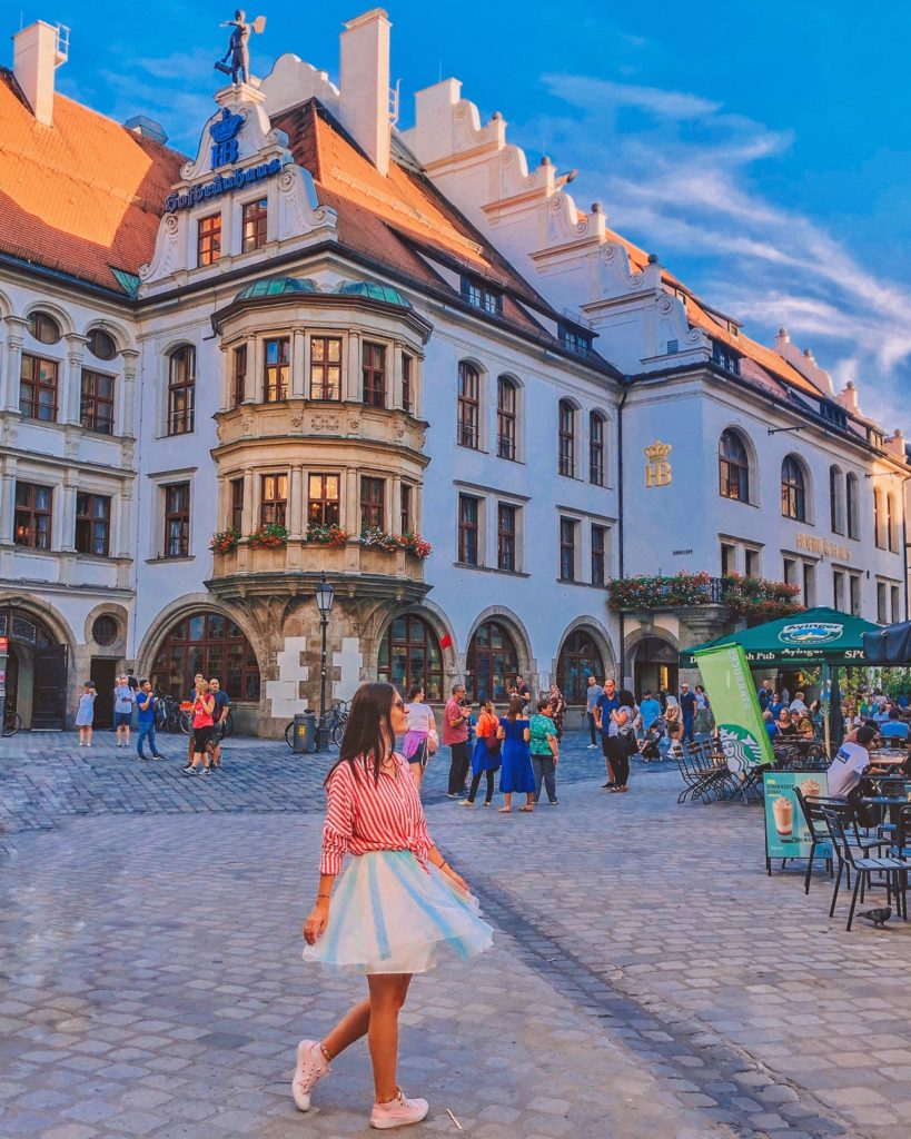 Best picture spots in Munich