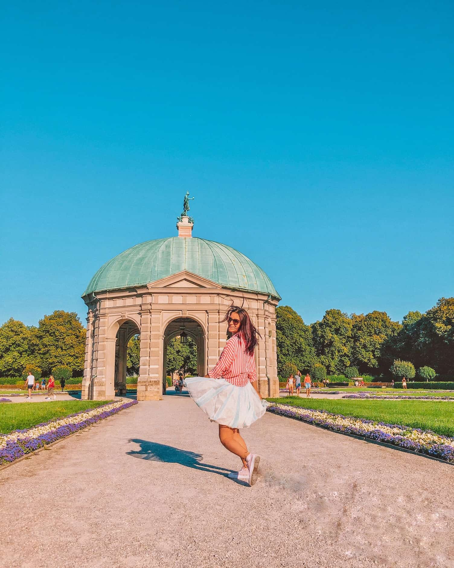 Munich Germany photography spots and the complete list of the most Instagrammable places in Munich. It can also make for a great list of what to do in Munich for when you travel to Germany next. #germany #munich #travel