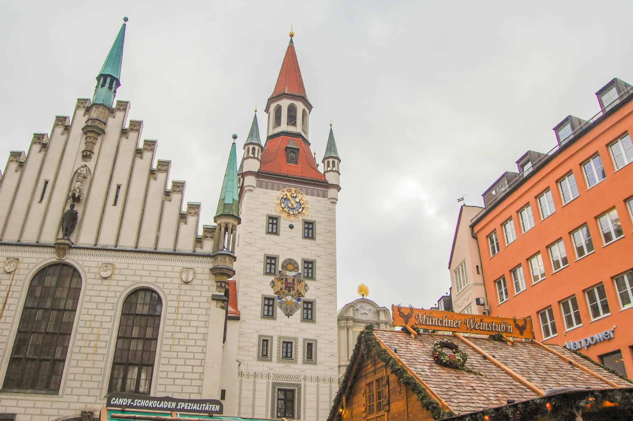 One day in Munich itinerary and Munich Germany things to do on a layover, or when you have more time to spend. Get inspired by some Munich Germany photography ideas and make the best out of your Munich Germany trip. #munich #germany #trip
