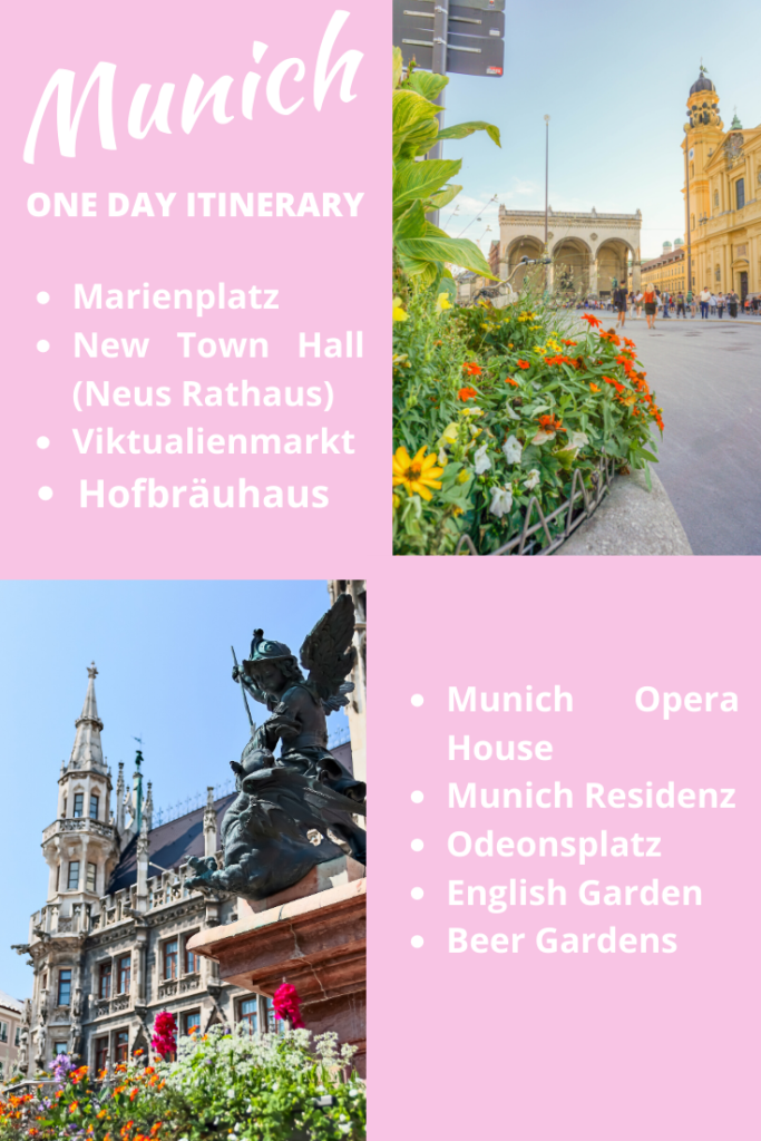 Munich in a day